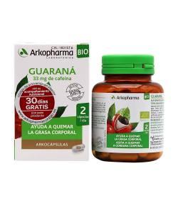 ARKOCÁPSULAS Guaraná 80caps ARKOPHARMA Dietética