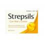 STREPSILS sabor miel y limón 24past Dolor de garganta