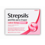 STREPSILS sabor fresa 24past Dolor de garganta