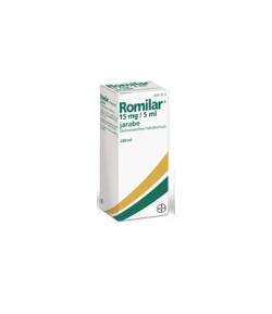 ROMILAR 15 mg/ 5 ml Jarabe 200ml