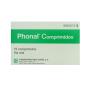 PHONAL 10comp Dolor de garganta