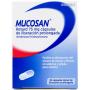 MUCOSAN RETARD 75mg 30 cápsulas de liberación prolongada Mucolíticos