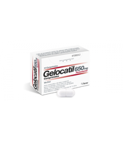 GELOCATIL 650 mg 12comp