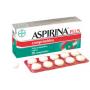 ASPIRINA PLUS 500 mg/ 50 mg 20comp Cápsulas/ Comprimidos