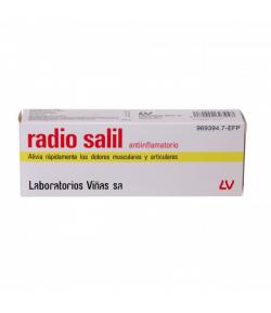 RADIO SALIL antiinflamatorio crema 60gr