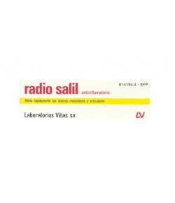 RADIO SALIL antiinflamatorio crema 30gr