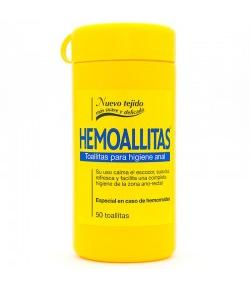 HEMOALLITAS 50ud Hemorroides