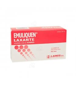 EMULIQUEN LAXANTE emulsión oral en sobre 15ml 10sob