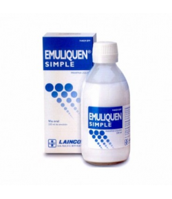 EMULIQUEN SIMPLE emulsión oral 230ml Estreñimiento