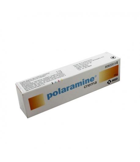 Polaramine Crema 20g Vía Tópica
