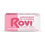 Supositorios de Glicerina ROVI LACTANTES 10ud Estreñimiento