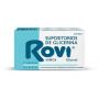 Supositorios de Glicerina ROVI NIÑOS 15ud Estreñimiento