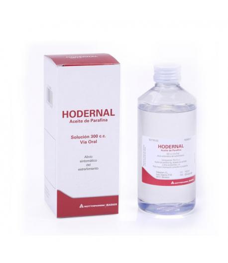 HODERNAL 800 mg/ml Solución Oral 300ml Estreñimiento