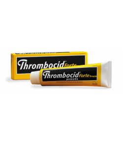 THROMBOCID FORTE 5 MG/G Pomada 60gr Varices