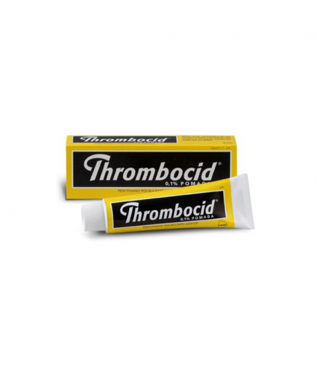 THROMBOCID 1 MG/G Pomada 30gr Varices