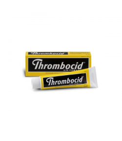 THROMBOCID 1 MG/G Pomada 60gr