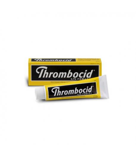 THROMBOCID 1 MG/G Pomada 60gr Varices