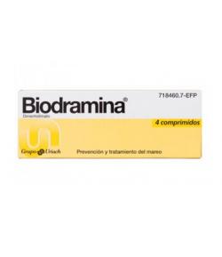 Biodramina 4comp