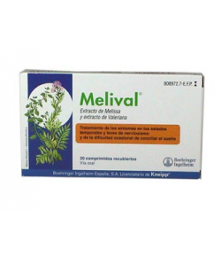Melival 30comp