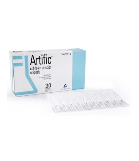 Colirio ARTIFIC 0,5ml x 30ud Colirios