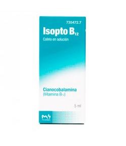 Colirio ISOPTO B12 5ml Colirios