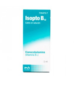 Colirio ISOPTO B12 5ml