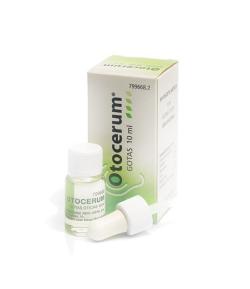 Otocerum Gotas Óticas en Solución 10ml Anticerumen
