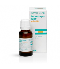 ANTIVERRUGAS ISDIN colodión 20ml Callicidas/ Antiverrugas