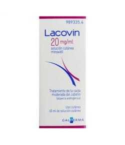 LACOVIN 20 mg/ml Solución Cutánea 60ml