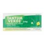 TANTUM VERDE 3 mg 20past para chupar sabor limón Dolor de garganta