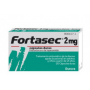 FORTASEC 2 mg 20 cápsulas duras Diarrea