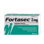 FORTASEC 2 mg 10 cápsulas duras Diarrea