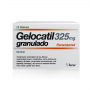 GELOCATIL 325 mg granulado 12sob Sobres