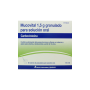 MUCOVITAL 1,5 g Granulado para solución oral 20sob Mucolíticos