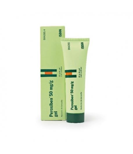 PEROXIBEN 50 mg/g gel 30gr Antiacnéicos