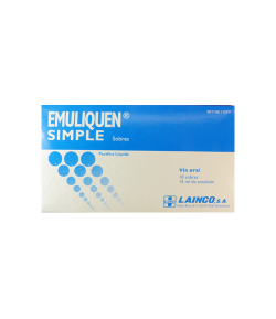 EMULIQUEN SIMPLE emulsión oral en sobres 15ml 10sob