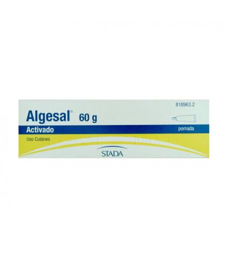 ALGESAL ACTIVADO pomada 60gr Antiinflamatorios