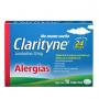 Clarityne 10 mg 7 comprimidos Vía Oral
