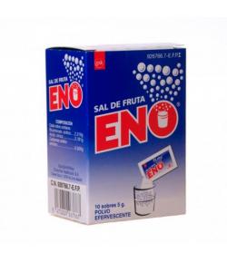 Sal de Fruta ENO 10 sob x 5gr Ardor de Estómago