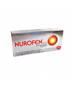 NUROFEN RAPID 400 mg 10caps blandas