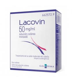 LACOVIN 50 mg/ml Solución Cutánea 120ml