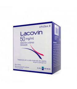 LACOVIN 50 mg/ml Solución Cutánea 240ml