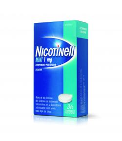 NICOTINELL Mint 1 mg 36comp para chupar
