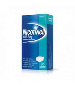 NICOTINELL Mint 2 mg 36comp para chupar