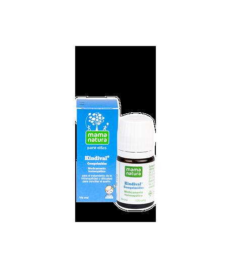 KINDIVAL 120 comprimidos Cápsulas/ Comprimidos