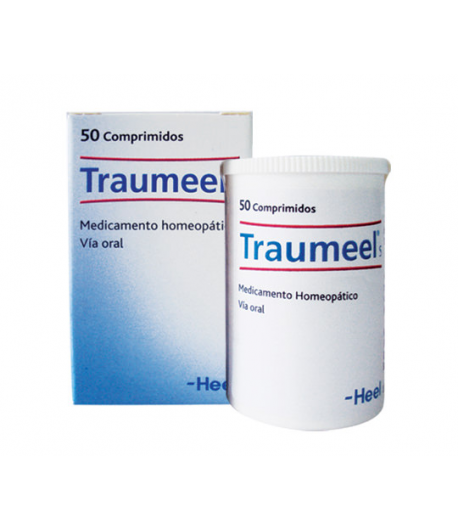 Traumeel S 50 comprimidos Antiinflamatorios