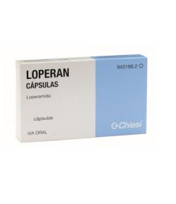 LOPERAN 2 mg 20 cápsulas duras