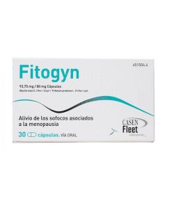 Fitogyn 30 cápsulas