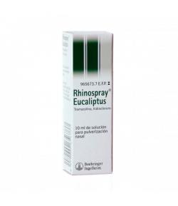 RHINOSPRAY EUCALIPTUS solución para pulverización nasal 10ml