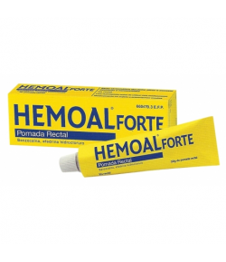 HEMOAL FORTE Pomada Rectal 50gr